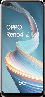 Reno 4 Z 5G: White
