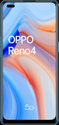 Reno 4 Pro 5G: Blue
