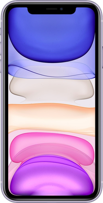iPhone 11: Purple