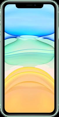 iPhone 11: Green
