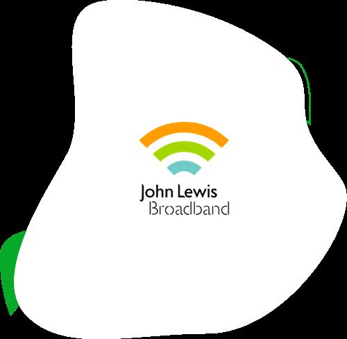 John Lewis Broadband logo