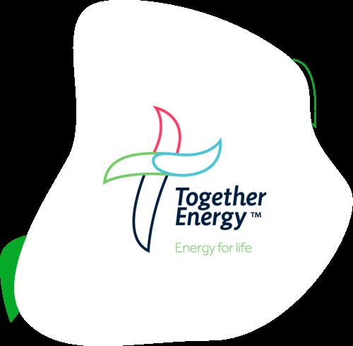 Together Energy logo