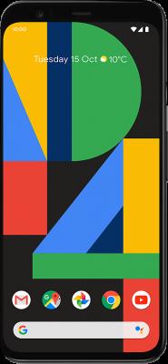 Google Pixel 4 logo