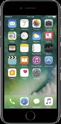 Apple iPhone 7 logo