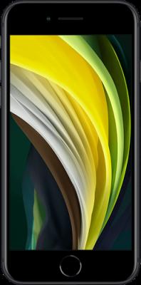 Apple iPhone SE 2020 logo