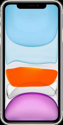 iPhone 11: White