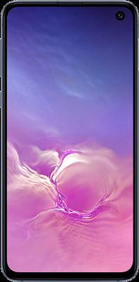 Galaxy S10e: Black