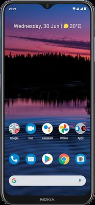 G 20 Dual SIM: Blue