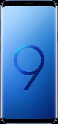Galaxy S9: Blue