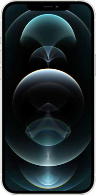 iPhone 12 Pro Max 5G: Silver