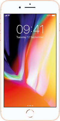 iPhone 8 Plus: Gold
