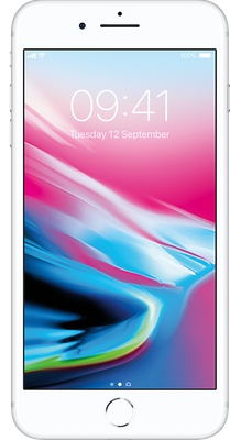 iPhone 8 Plus: Silver