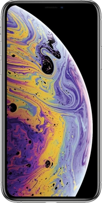 iPhone XS Max: Silver