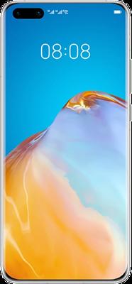 P 40 Pro 5G Dual SIM: Silver