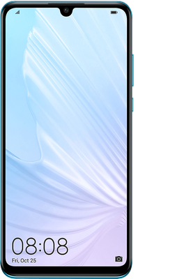 P 30 lite New Edition Dual SIM: Silver