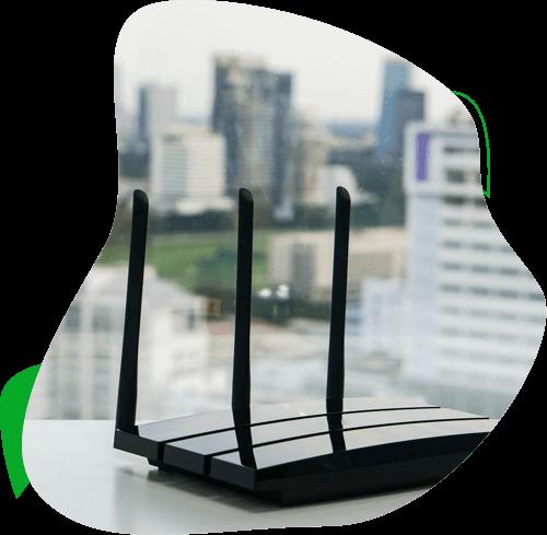 Get fast 4G broadband at home