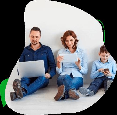Best Broadband for Families