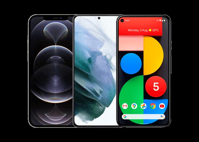 Mobile Phone Comparison