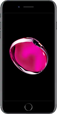 iPhone 7 Plus: Black