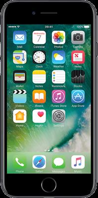 iPhone 7: Black