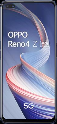 Reno 4 Z 5G: Black