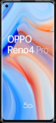 Reno 4 Pro 5G: Black