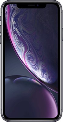 iPhone XR: Black