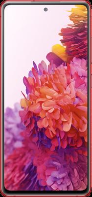 Galaxy S20 FE 4G: Red