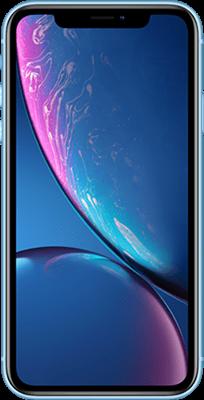 iPhone XR: Blue