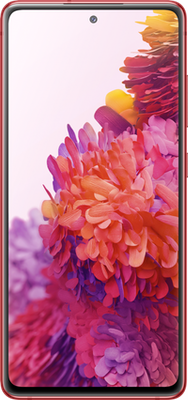 Galaxy S20 FE 5G: Red