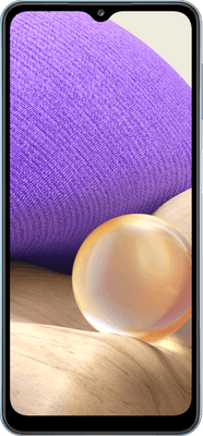 Galaxy A32 5G: Blue