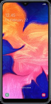Galaxy A10 Dual SIM: Black