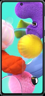 Galaxy A51: Silver