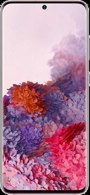 Galaxy S20 4G: Pink
