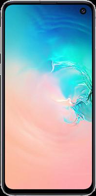 Galaxy S10e: White