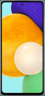 Galaxy A52 5G: Blue