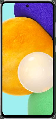 Galaxy A52 5G: Black