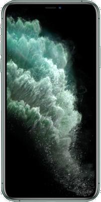 iPhone 11 Pro: Green