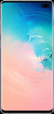 Galaxy S10: Silver