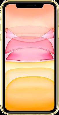 iPhone 11: Yellow
