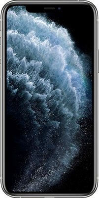 iPhone 11 Pro: Silver
