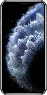 iPhone 11 Pro Max: Grey