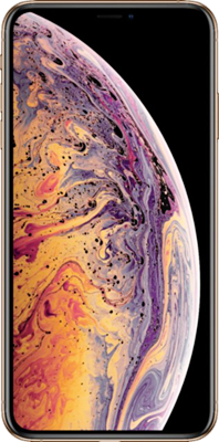 iPhone XS: Gold