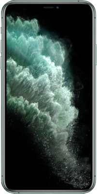 iPhone 11 Pro Max: Green