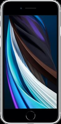 iPhone SE (2020): White