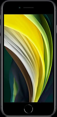 iPhone SE (2020): Black