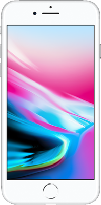 iPhone 8: Silver