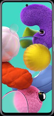 Galaxy A51: Blue