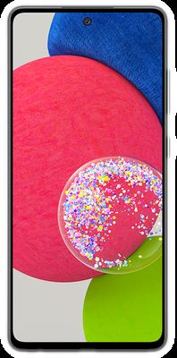 Galaxy A52s 5G: White