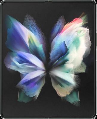 Galaxy Z Fold3 5G: Silver